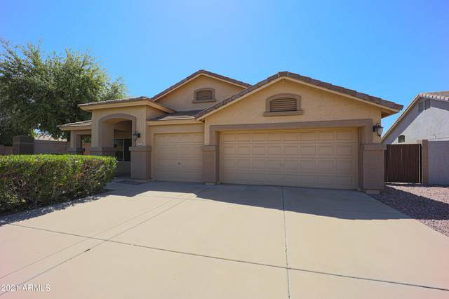 5653 E Garnet Avenue, Mesa, AZ 85206 (MLS #6217443) :: Yost Realty Group at RE/MAX Casa Grande