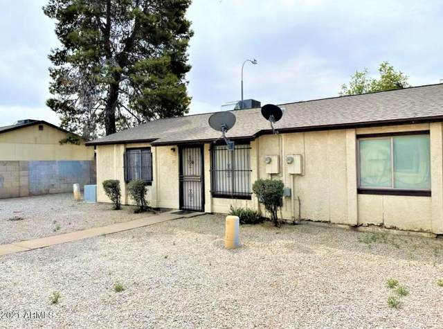 3645 N 71ST Avenue #52, Phoenix, AZ 85033 (MLS #6217456) :: Yost Realty Group at RE/MAX Casa Grande