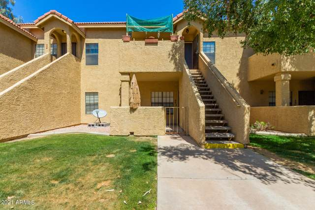 1126 W Elliot Road #2051, Chandler, AZ 85224 (MLS #6217463) :: The Newman Team