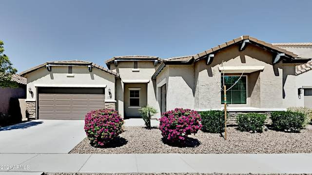 3508 E Megan Street, Gilbert, AZ 85295 (MLS #6217465) :: Yost Realty Group at RE/MAX Casa Grande