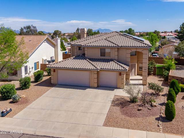 5264 Cedar Springs Drive, Sierra Vista, AZ 85635 (MLS #6217475) :: Hurtado Homes Group