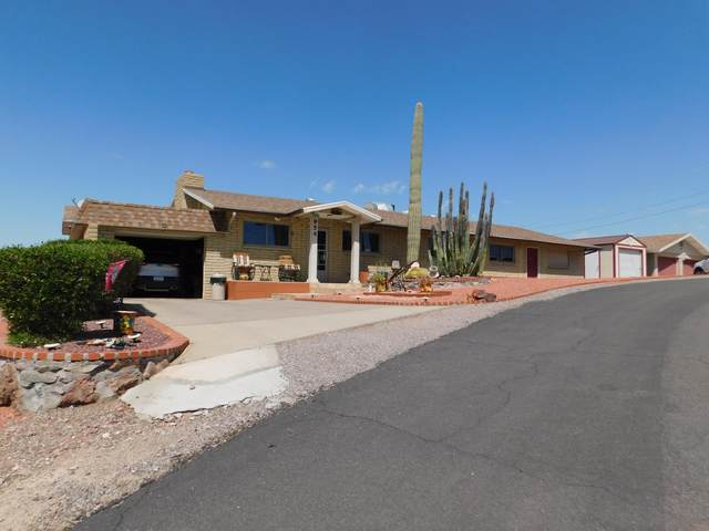 954 N Sherwood Way, Queen Valley, AZ 85118 (MLS #6217476) :: Yost Realty Group at RE/MAX Casa Grande