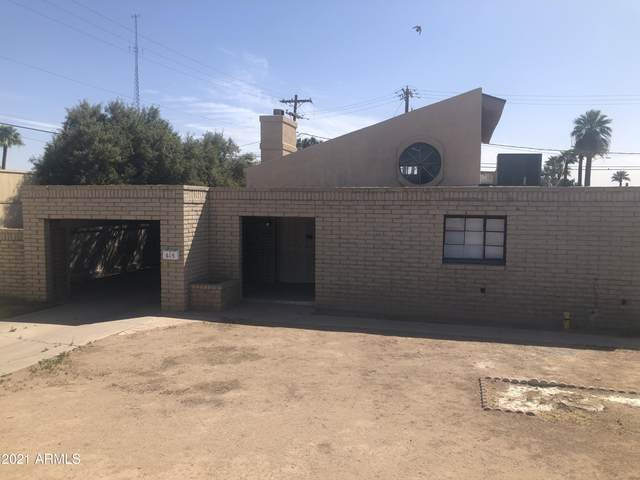 615 S Pima, Mesa, AZ 85210 (MLS #6217519) :: Yost Realty Group at RE/MAX Casa Grande
