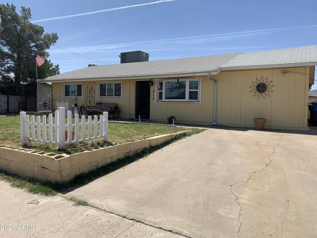 313 W Fairhaven Road, Kearny, AZ 85137 (MLS #6217522) :: Yost Realty Group at RE/MAX Casa Grande