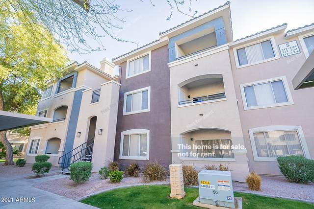 5345 E Van Buren Street #323, Phoenix, AZ 85008 (MLS #6217524) :: The Ellens Team