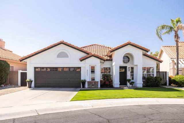 4921 E Le Marche Avenue, Scottsdale, AZ 85254 (MLS #6217531) :: Executive Realty Advisors