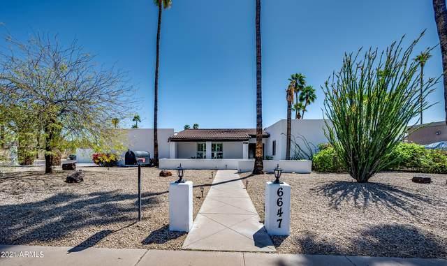 6647 E Presidio Road, Scottsdale, AZ 85254 (MLS #6217534) :: Yost Realty Group at RE/MAX Casa Grande