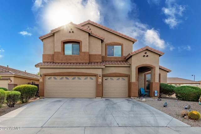 3822 N 297TH Avenue, Buckeye, AZ 85396 (MLS #6217542) :: Yost Realty Group at RE/MAX Casa Grande