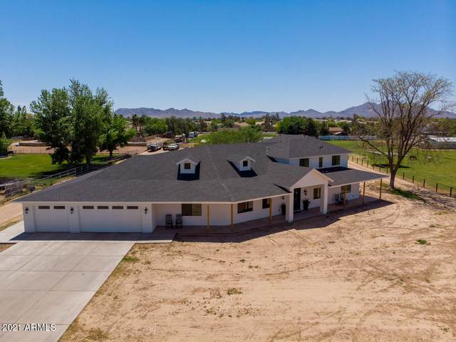 19313 E Aster Drive, Queen Creek, AZ 85142 (MLS #6217548) :: Yost Realty Group at RE/MAX Casa Grande
