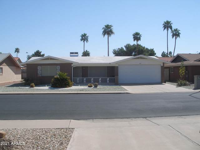 529 S Rosemont, Mesa, AZ 85206 (MLS #6217578) :: Long Realty West Valley