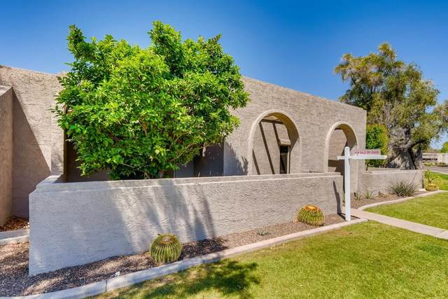 7235 N Via De Paesia, Scottsdale, AZ 85258 (MLS #6217584) :: Devor Real Estate Associates