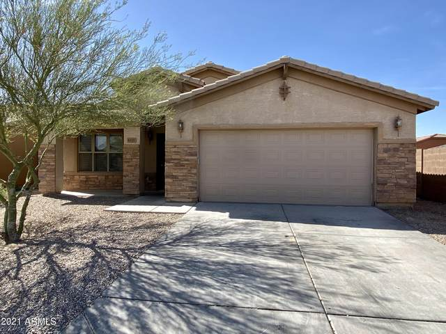 1037 W Nina Drive, Casa Grande, AZ 85122 (MLS #6217628) :: Yost Realty Group at RE/MAX Casa Grande