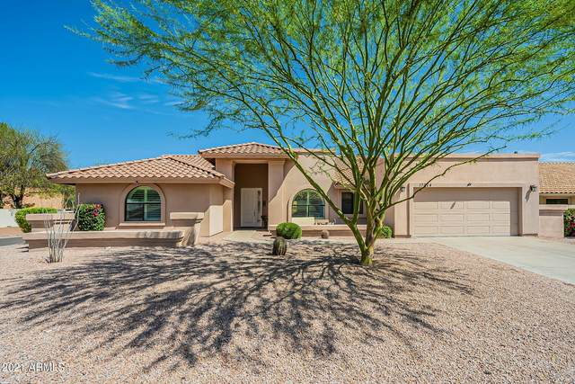 17024 E De Anza Drive, Fountain Hills, AZ 85268 (MLS #6217656) :: Executive Realty Advisors