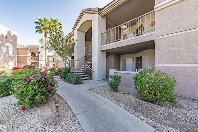 17017 N 12th Street #2112, Phoenix, AZ 85022 (MLS #6217683) :: Yost Realty Group at RE/MAX Casa Grande