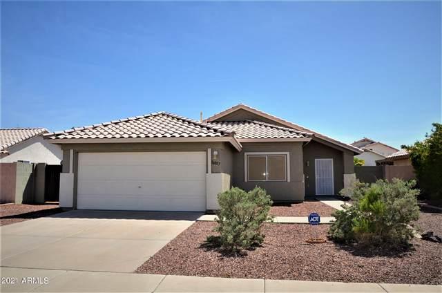 16057 W Mesquite Drive, Goodyear, AZ 85338 (MLS #6217711) :: The Daniel Montez Real Estate Group