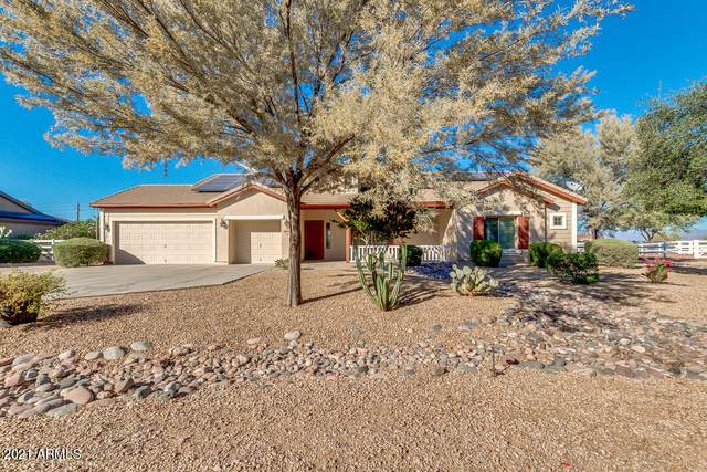8886 W Golddust Drive, Queen Creek, AZ 85142 (MLS #6217743) :: Yost Realty Group at RE/MAX Casa Grande