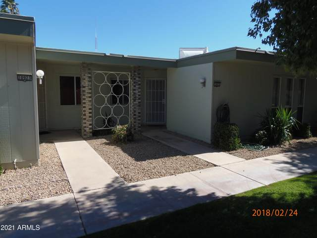 10925 W Coggins Drive, Sun City, AZ 85351 (MLS #6217760) :: Midland Real Estate Alliance