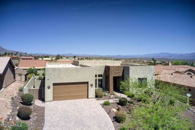 15504 E Chicory Drive, Fountain Hills, AZ 85268 (MLS #6217770) :: Executive Realty Advisors