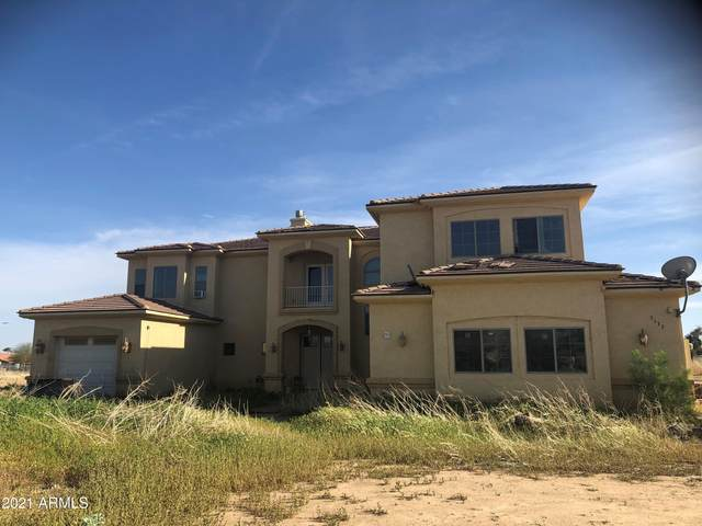 7137 N 160TH Drive, Litchfield Park, AZ 85340 (MLS #6217772) :: Executive Realty Advisors