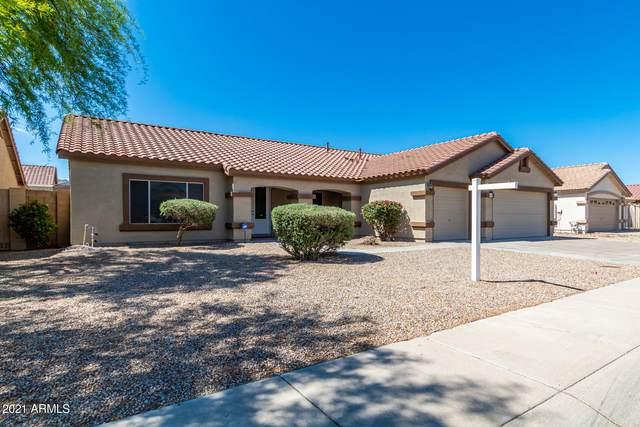 1429 E Maldonado Drive, Phoenix, AZ 85042 (MLS #6217774) :: Yost Realty Group at RE/MAX Casa Grande