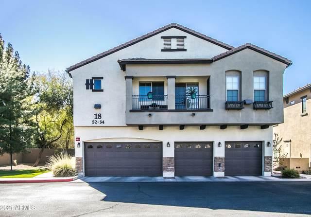 2727 N Price Road #53, Chandler, AZ 85224 (MLS #6217776) :: Executive Realty Advisors