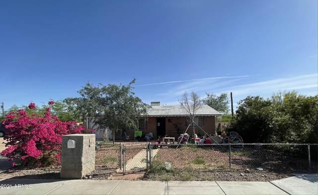 2411 E Wier Avenue, Phoenix, AZ 85040 (MLS #6217778) :: The Luna Team