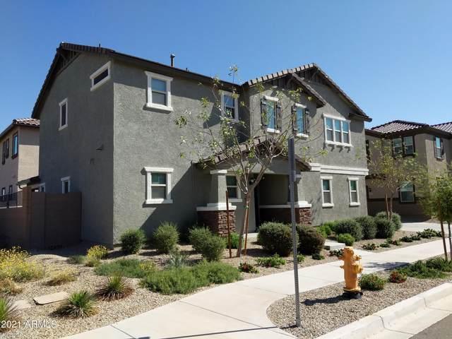16668 W Sierra Street, Surprise, AZ 85388 (MLS #6217787) :: Executive Realty Advisors