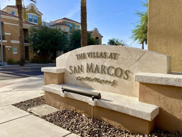121 N California Street #18, Chandler, AZ 85225 (MLS #6217795) :: Long Realty West Valley