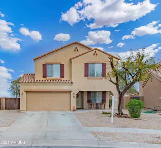 2282 W Broadway Avenue, Coolidge, AZ 85128 (MLS #6217803) :: Executive Realty Advisors