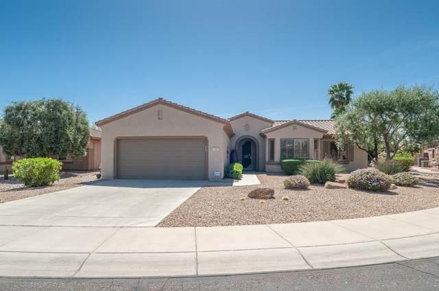14967 W Muirfield Lane, Surprise, AZ 85374 (MLS #6217808) :: Long Realty West Valley