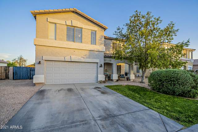 745 E Thistle Trail, San Tan Valley, AZ 85143 (MLS #6217828) :: The Property Partners at eXp Realty