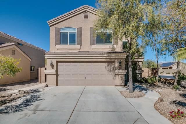 2210 W Central Avenue, Coolidge, AZ 85128 (MLS #6217834) :: Executive Realty Advisors