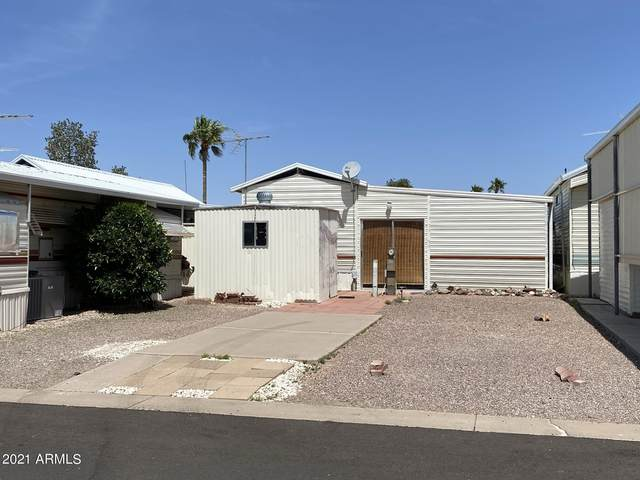 520 E Palo Verde Lane, Florence, AZ 85132 (MLS #6217837) :: The Dobbins Team