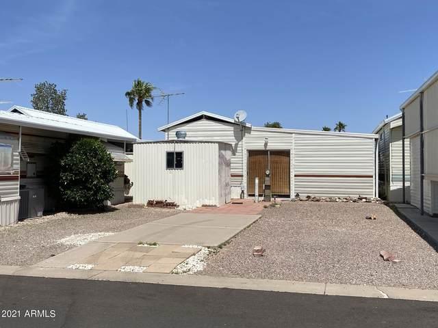 520 E Palo Verde Lane, Florence, AZ 85132 (MLS #6217837) :: Devor Real Estate Associates