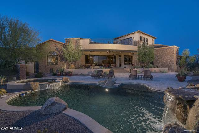 9161 E Superstition Mountain Drive, Gold Canyon, AZ 85118 (MLS #6217857) :: The Garcia Group