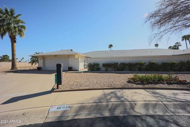 12815 W Desert Glen Drive, Sun City West, AZ 85375 (MLS #6217870) :: The Carin Nguyen Team