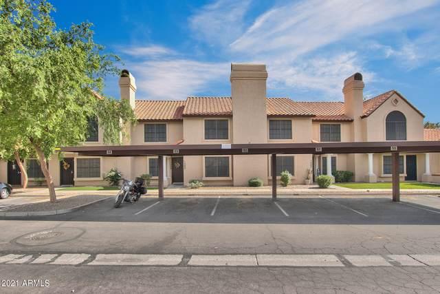 921 W University Drive #1048, Mesa, AZ 85201 (MLS #6217880) :: Yost Realty Group at RE/MAX Casa Grande