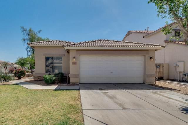 2741 E Carol Avenue, Mesa, AZ 85204 (MLS #6217885) :: Yost Realty Group at RE/MAX Casa Grande