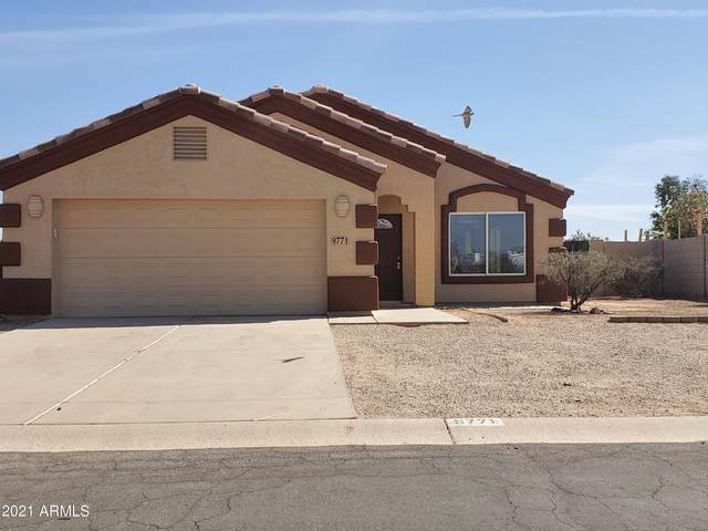 9771 W Carousel Drive, Arizona City, AZ 85123 (MLS #6217886) :: ASAP Realty