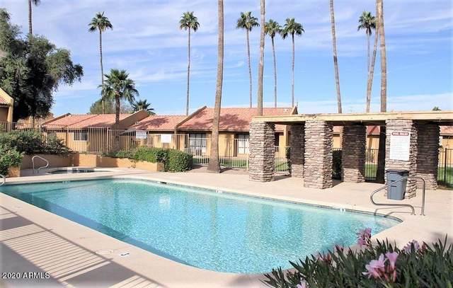 3511 E Baseline Road #1065, Phoenix, AZ 85042 (MLS #6217889) :: Yost Realty Group at RE/MAX Casa Grande