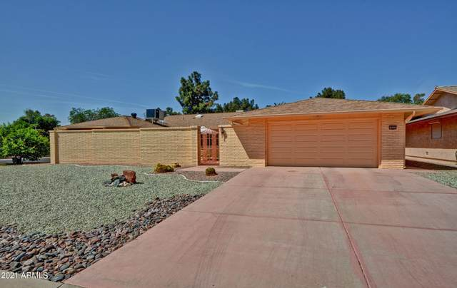 18202 N Conquistador Drive, Sun City West, AZ 85375 (MLS #6217900) :: Maison DeBlanc Real Estate