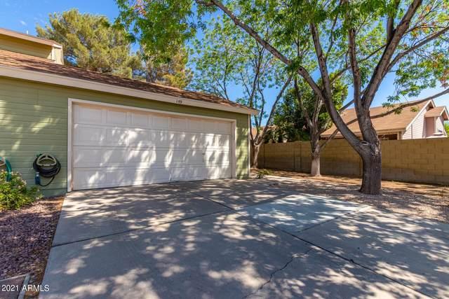 3134 E Mckellips Road #159, Mesa, AZ 85213 (MLS #6217904) :: Yost Realty Group at RE/MAX Casa Grande
