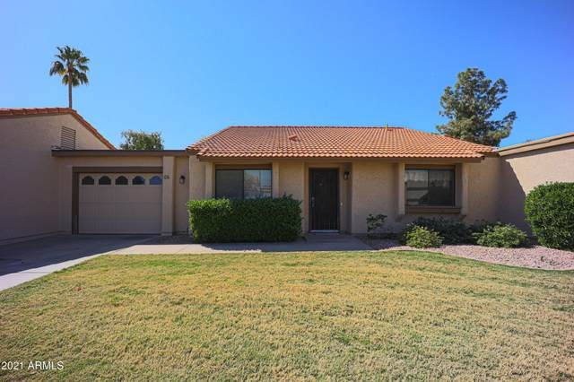 307 Leisure World, Mesa, AZ 85206 (MLS #6217917) :: Yost Realty Group at RE/MAX Casa Grande