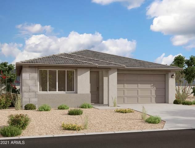 9258 E Static Avenue, Mesa, AZ 85212 (MLS #6217920) :: Service First Realty