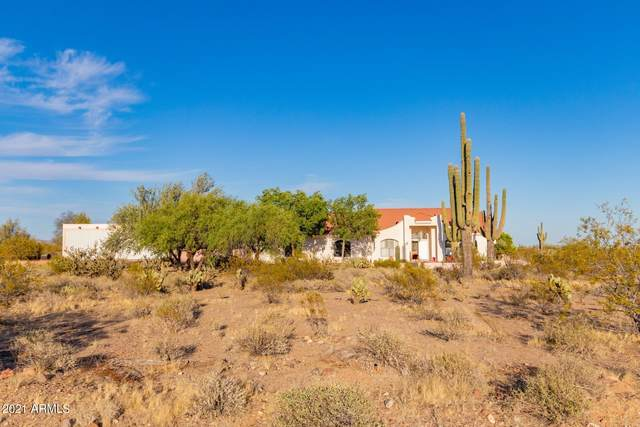 37529 N 237TH Avenue, Morristown, AZ 85342 (MLS #6217923) :: Yost Realty Group at RE/MAX Casa Grande