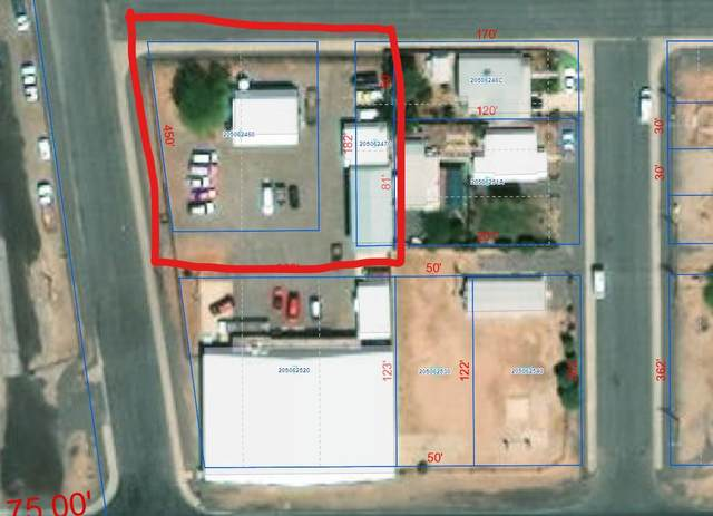 400 S Pacific Street, Coolidge, AZ 85128 (MLS #6217926) :: Yost Realty Group at RE/MAX Casa Grande