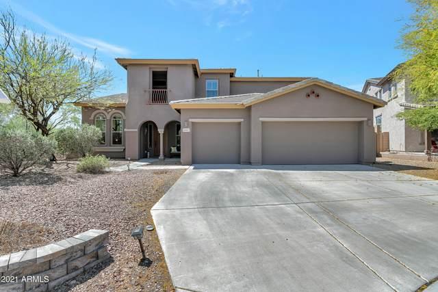 13417 W Tyler Trail, Peoria, AZ 85383 (MLS #6217941) :: Executive Realty Advisors