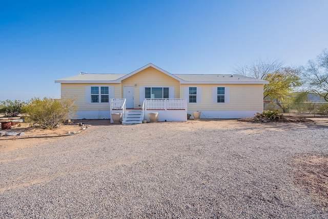 55367 W La Barranca Drive, Maricopa, AZ 85139 (MLS #6217949) :: Devor Real Estate Associates
