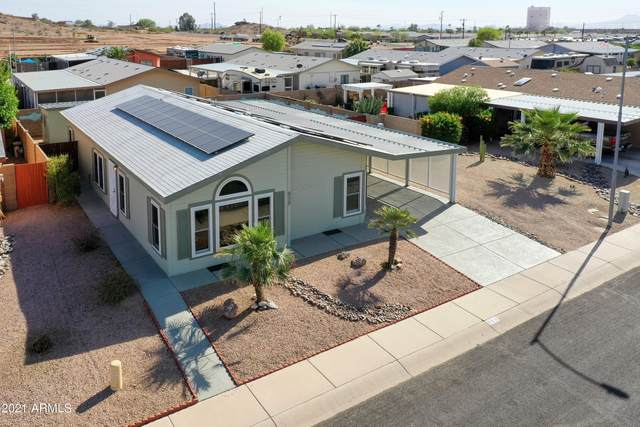 959 W Desert Sky Drive, Casa Grande, AZ 85122 (MLS #6217958) :: The Property Partners at eXp Realty