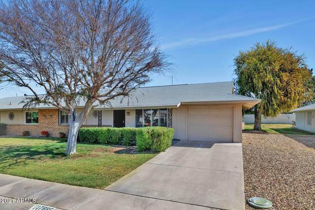 17885 N 99TH Drive, Sun City, AZ 85373 (MLS #6217962) :: NextView Home Professionals, Brokered by eXp Realty